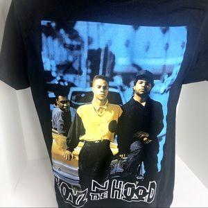 Boyz N The Hood Mens T-Shirts Tee